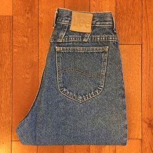 👖 Lee Vintage High Waist Rise Wedgie Fit Mom Jean